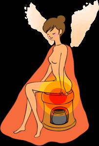 冷え性にはモリンガ蒸し、よもぎ蒸し。妊活、頭痛、腰痛、肩こり、生理痛にも/市原市ちはら台/整体院ホーピスト