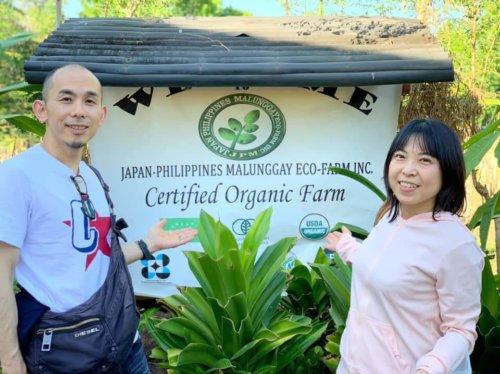 モリンガ農園の視察と、モリンガ国際会議に出席するためフィリピンへ行ってきました。