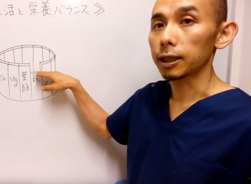 妊活きほんのき③【妊娠と栄養バランス】