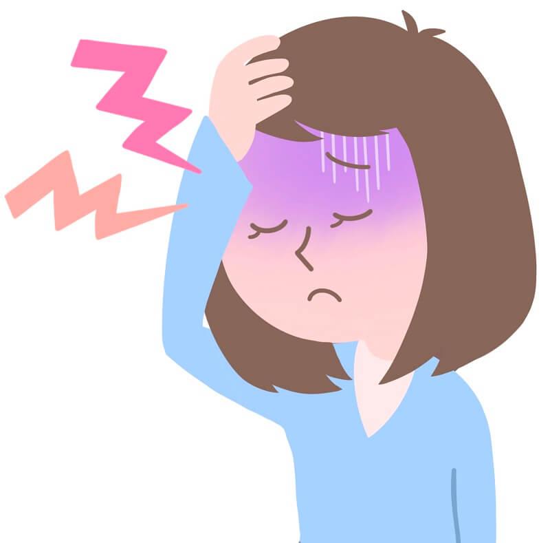 女性特有の片頭痛。その原因と対処方法、改善策とは?/市原市ちはら台/整体院ホーピスト